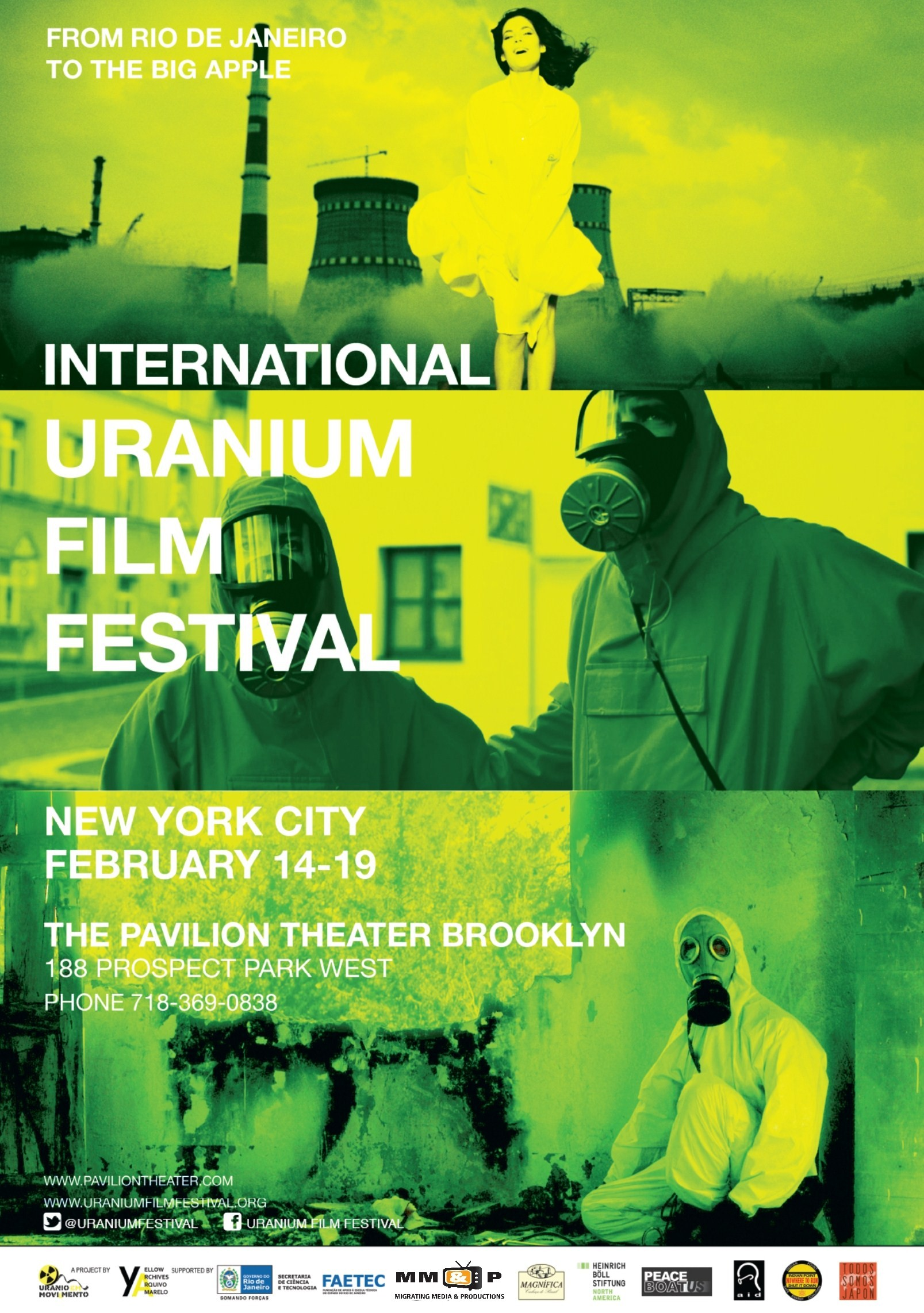 POSTER NEW YORK URANIUM FILM FESTIVAL 2014